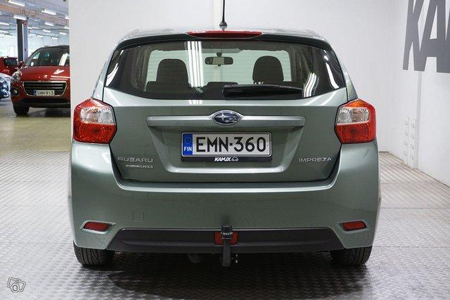 Subaru Impreza 6