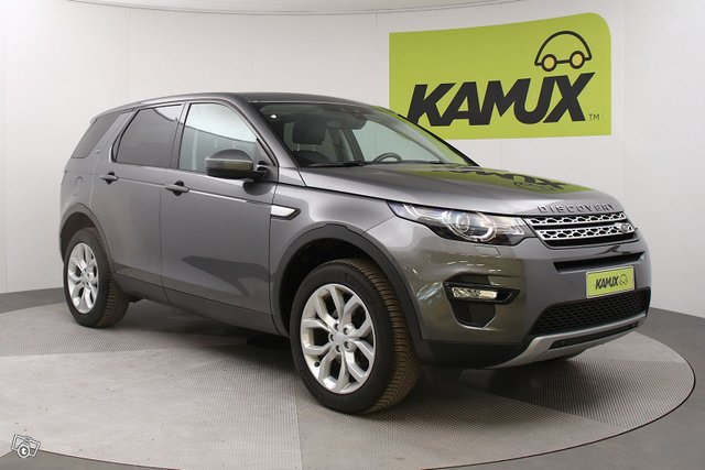 Land Rover Discovery Sport 1