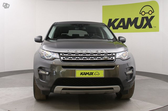 Land Rover Discovery Sport 9