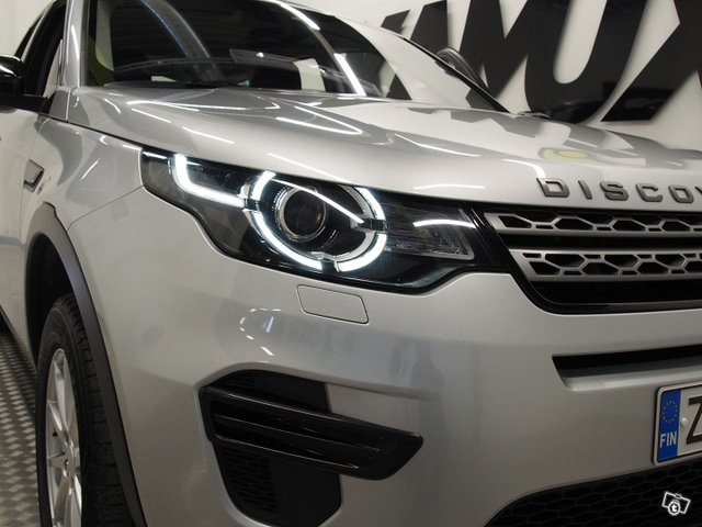 Land Rover Discovery Sport 21