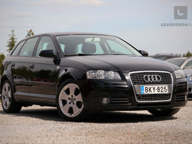 Audi A3, Autot, Siilinjärvi, Tori.fi