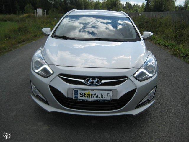 Hyundai I40 Wagon 2