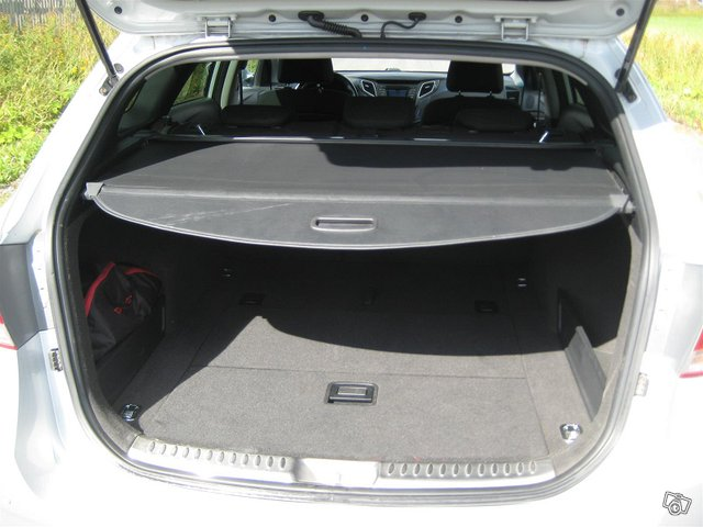 Hyundai I40 Wagon 9