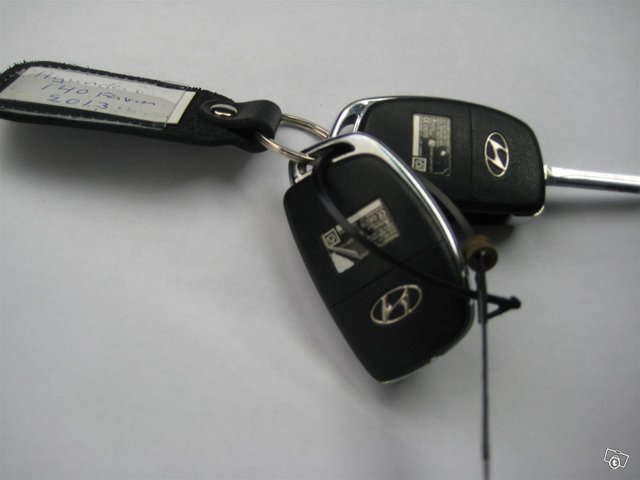 Hyundai I40 Wagon 16