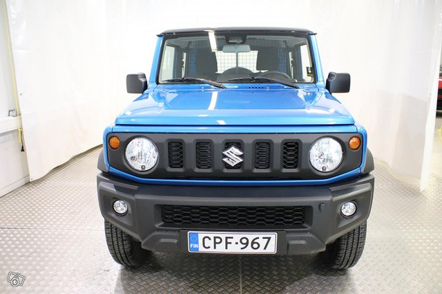 Suzuki Jimny 3