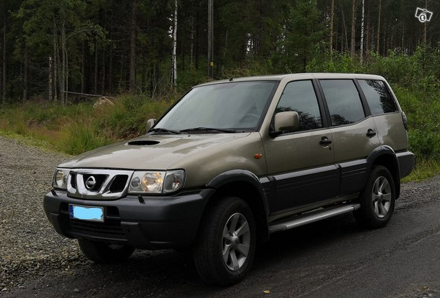 Nissan Terrano II, kuva 1