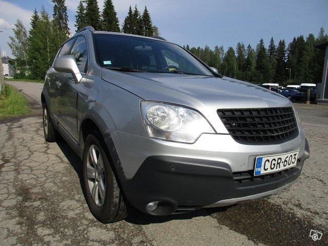 Opel Antara 2