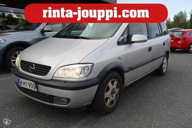 Opel Zafira, kuva 1