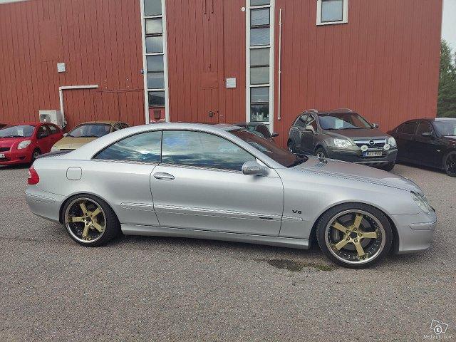 Mercedes-Benz CLK 7