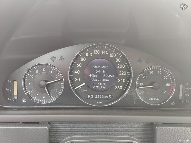 Mercedes-Benz CLK 18