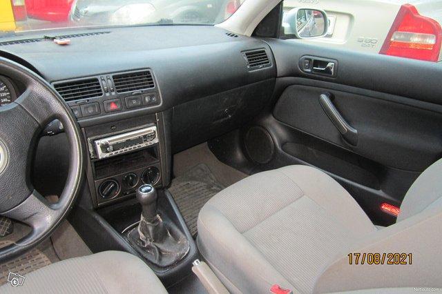 Volkswagen Bora 10