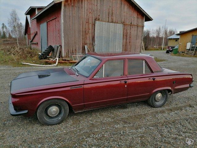 Plymouth Valiant 3