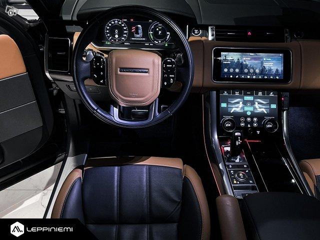 Land Rover Range Rover Sport 14