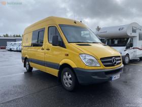 Mercedes-Benz SPRINTER Umpikorinen BB 5ov, Matkailuautot, Matkailuautot ja asuntovaunut, Hyvinkää, Tori.fi