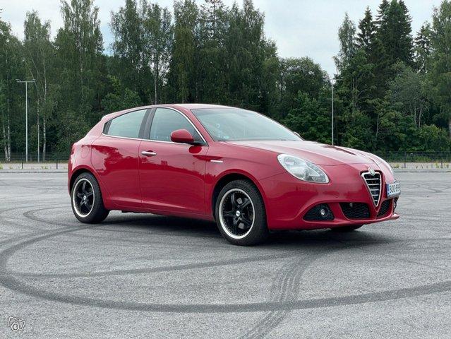 Alfa Romeo Giulietta, kuva 1