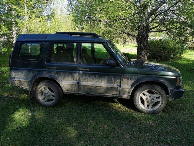Land Rover Discovery, kuva 1