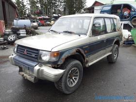 Mitsubishi Pajero, Autovaraosat, Auton varaosat ja tarvikkeet, Jämijärvi, Tori.fi