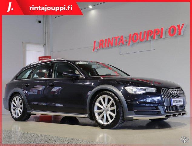 Audi A6 Allroad Quattro 1