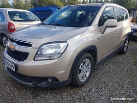 Chevrolet Orlando, Autot, Kokkola, Tori.fi