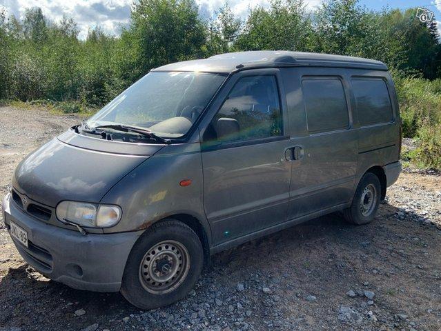 Nissan Vanette 1