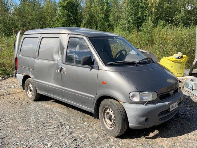 Nissan Vanette 2