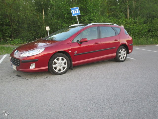 Peugeot 407, kuva 1
