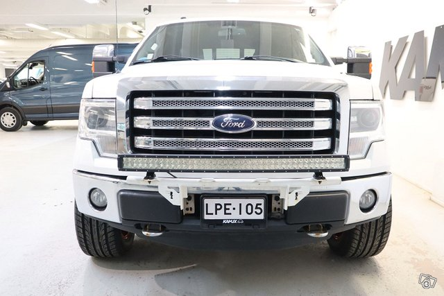 Ford F150 7