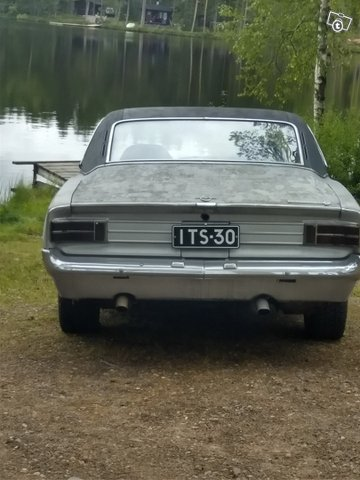 Opel Commodore 4