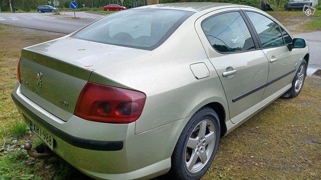 Peugeot 407 2