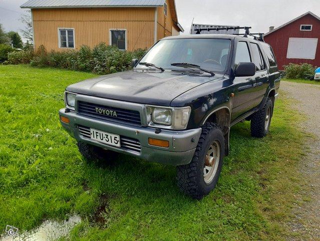 Toyota 4-Runner, kuva 1