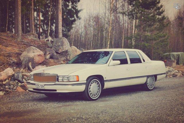 Cadillac De Ville 10