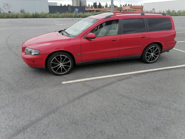 Volvo V70 2