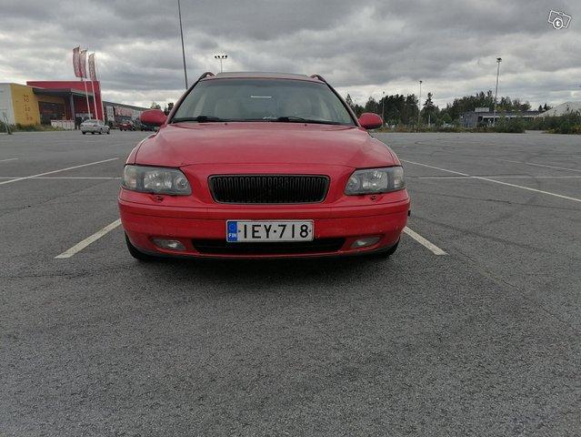 Volvo V70 1
