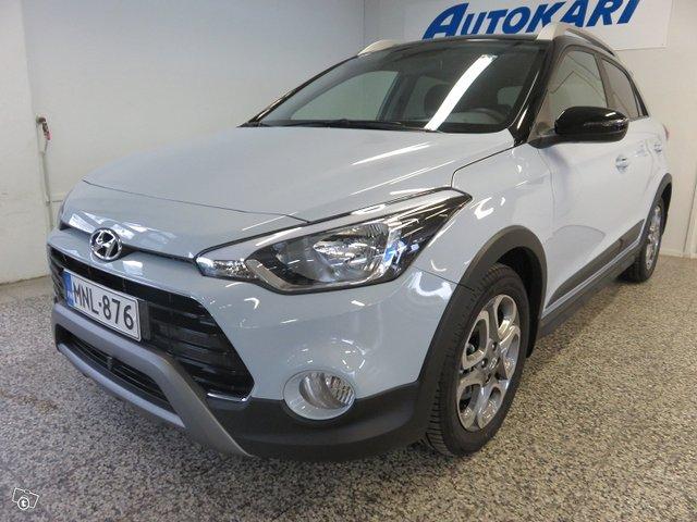 Hyundai I20 Active Cross