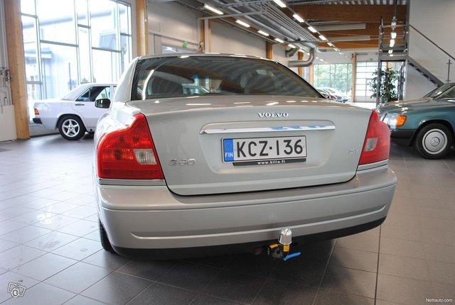 Volvo S80 4