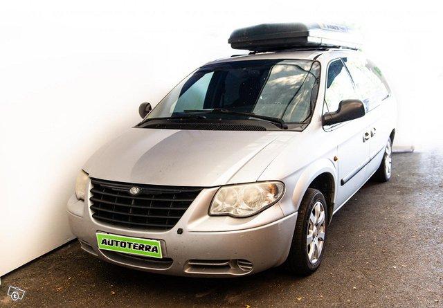 Chrysler Grand Voyager 6