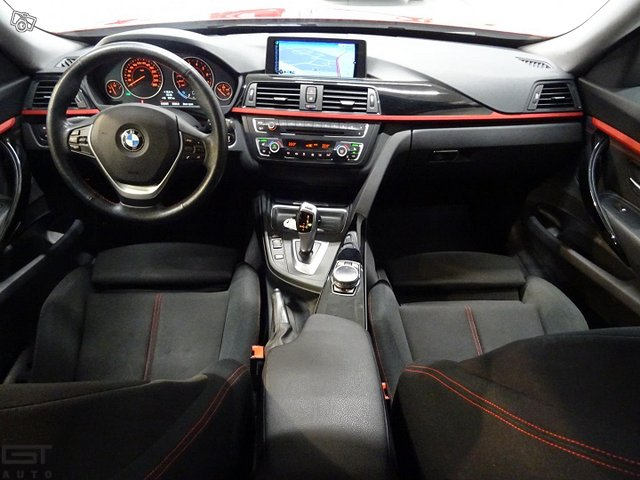 BMW 320 Gran Turismo 13
