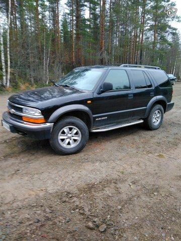 Chevrolet Blazer 1