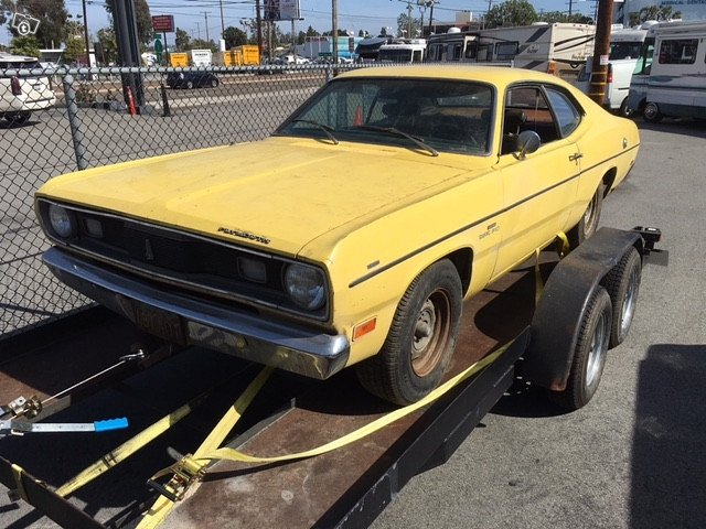 Plymouth Duster 1