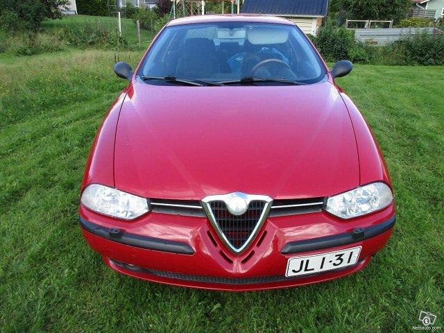 Alfa Romeo 156 7