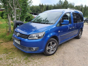 Volkswagen Caddy Maxi, Autot, Kokkola, Tori.fi
