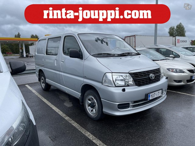 Toyota Hiace 1