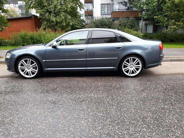Audi S8, kuva 1