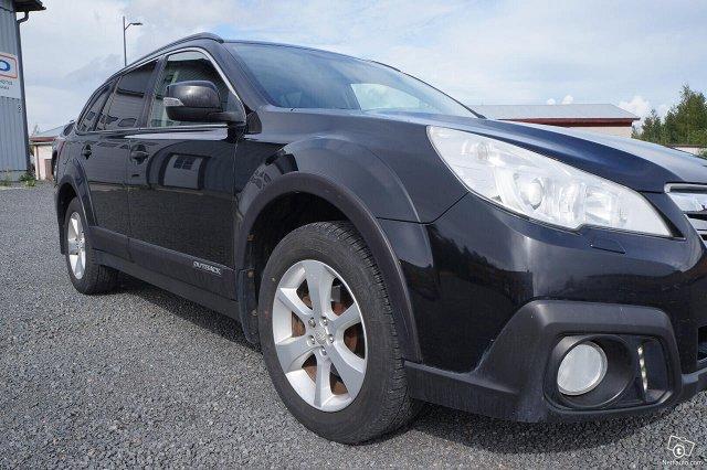 Subaru Outback 6