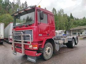 Volvo F12 6x2 vaijerilaite, Kuljetuskalusto, Työkoneet ja kalusto, Forssa, Tori.fi