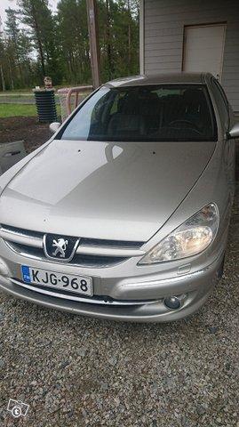 Peugeot 607, kuva 1