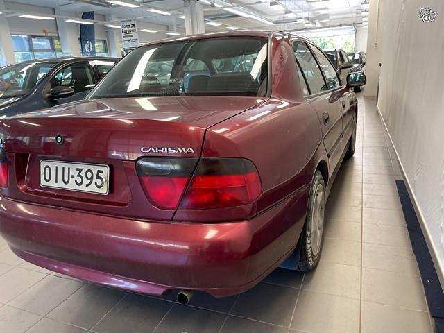 Mitsubishi Carisma 4