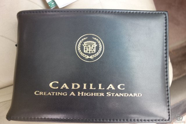 Cadillac Seville 14