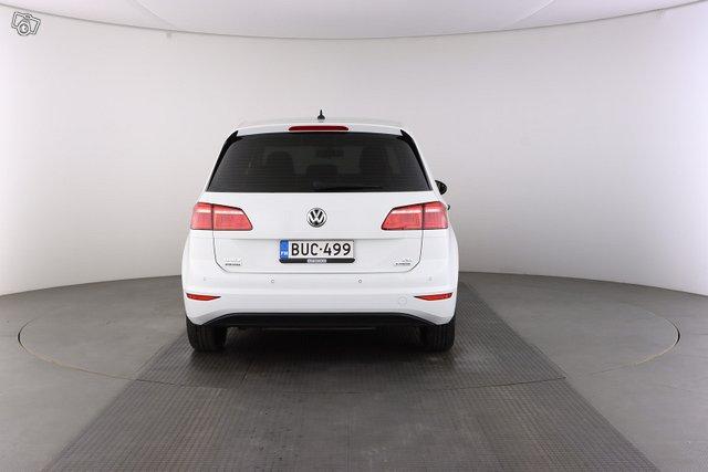 Volkswagen Golf Sportsvan 4
