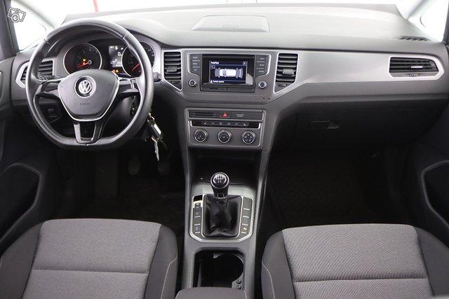 Volkswagen Golf Sportsvan 12